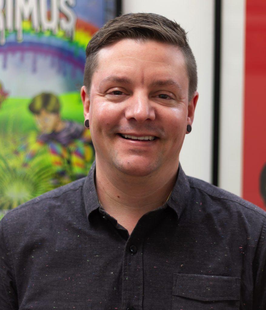 Curt Barnickel Marketing Director Optimize Giant