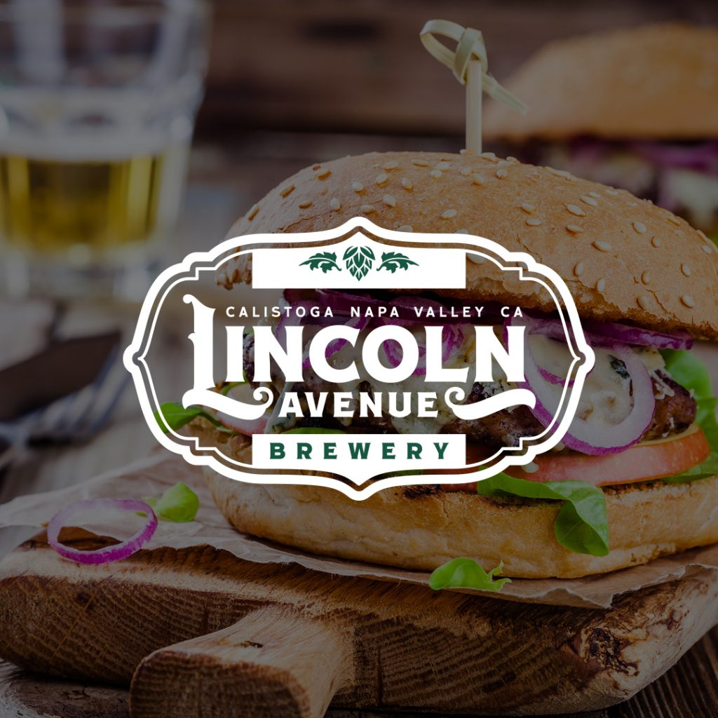 Lincoln Avenue Brewery Web Design by Optimize Giant