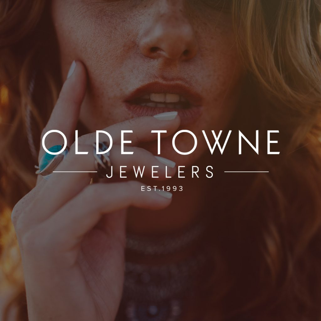 Olde Towne Jewelers Web Design by Optimize Giant