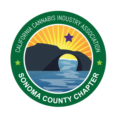 California Cannabis Industry Association Logo Design By Optimize Giant